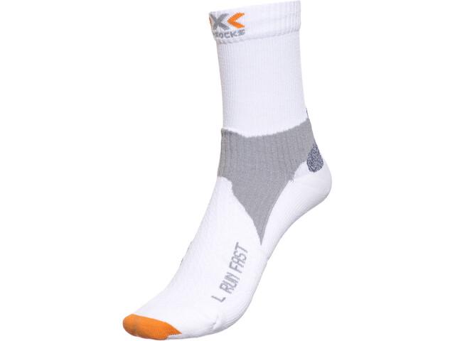 X-Socks Run Fast Socks Men White